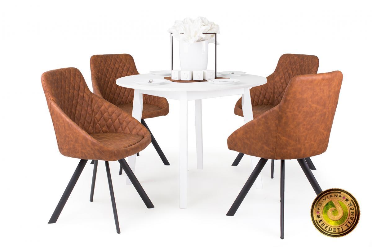 Étkezőasztal Anita kör alakú Kikol bútor webáruház
